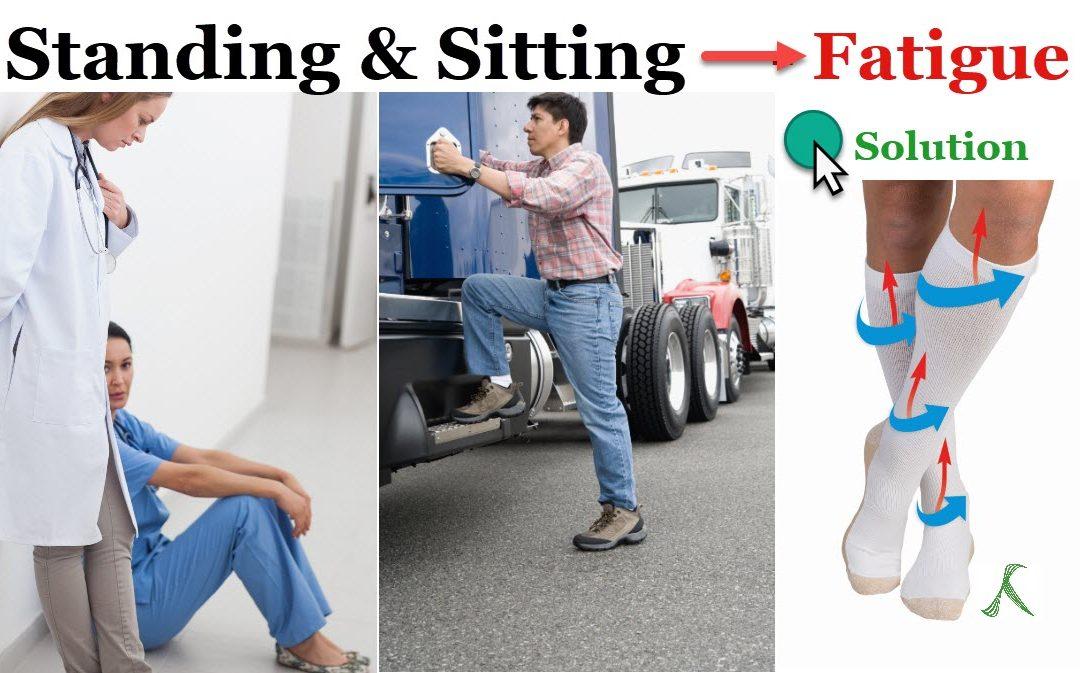 Prolonged Standing & Sitting Work – FATIGUE HAZARDS